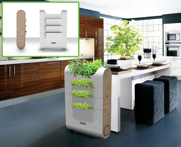 Macetas para interiores beautiful modulugreen maceta for Jardineras para interiores