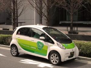 Taxi Electrico