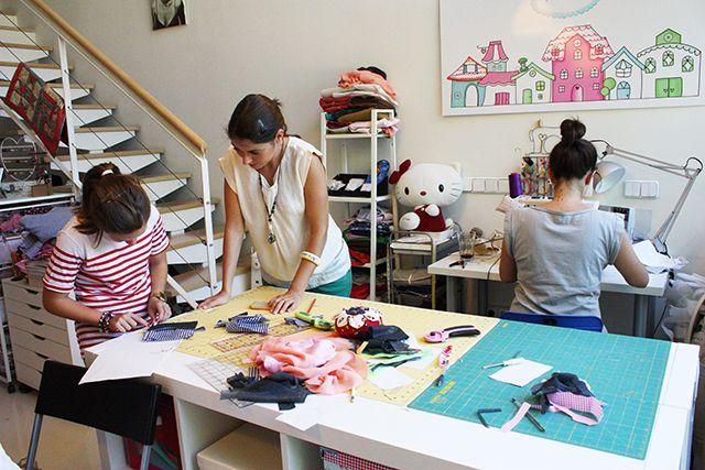 Como emprender o iniciar un taller de costura negocios for Taller de costura madrid