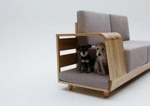 Productos Innovadores: Mascota Sillon
