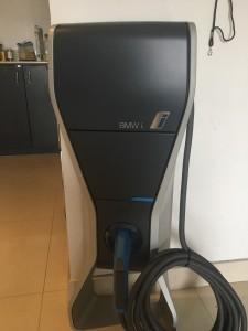 Cargador Electrico para Coches