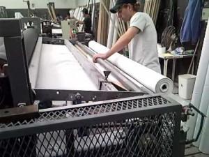 fabrica de papel higiénico bobinadora