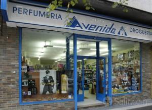 perfumería avenida franquicia