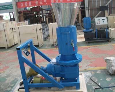 maquina fabricar pellets de madera