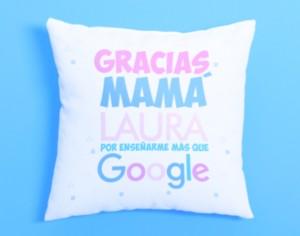 almohada regalo dia de la madre