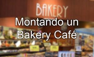 bakery café negocio