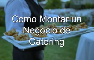 negocio de catering