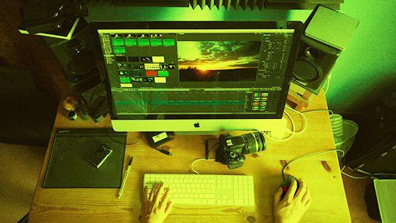 negocios producción de vídeos
