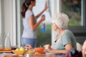 limpieza personas mayores