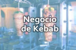 negocio de kebab