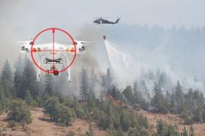 drones emergencia