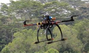 drones mapeo