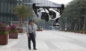 drones seguridad