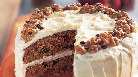 pastel de especias spice cake
