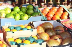 negocio frutas y verduras