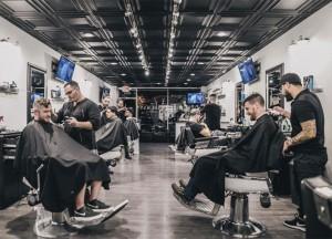 negocio peluquería barbería
