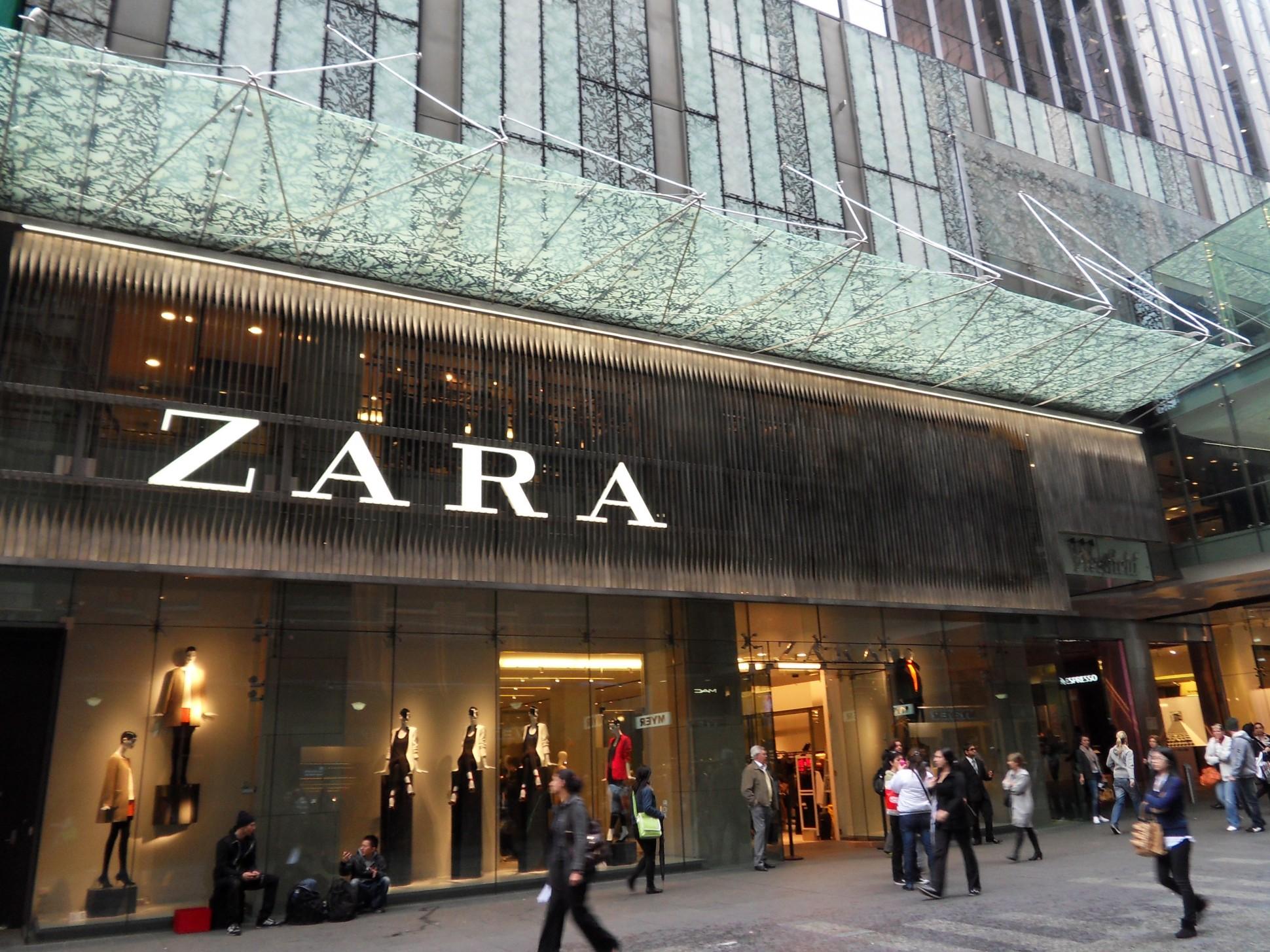 Franquicia Zara ¿Cómo montar una tienda Zara?
