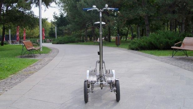 4-Wheel-Stepper-Bike