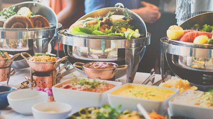 Cómo iniciar un restaurante buffet