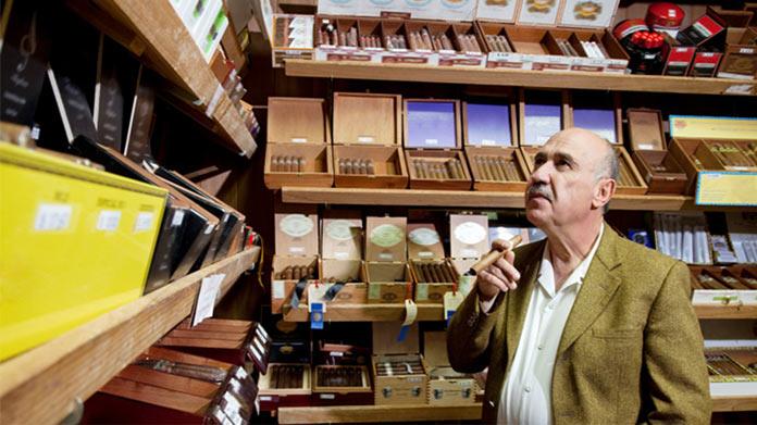 Cómo abrir una tienda de puros