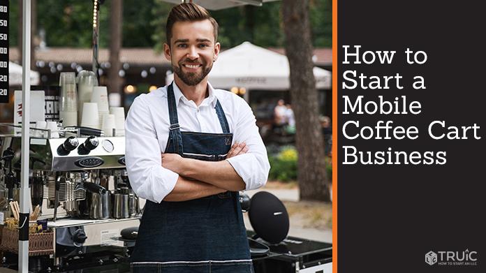 Cómo iniciar un carrito de café móvil